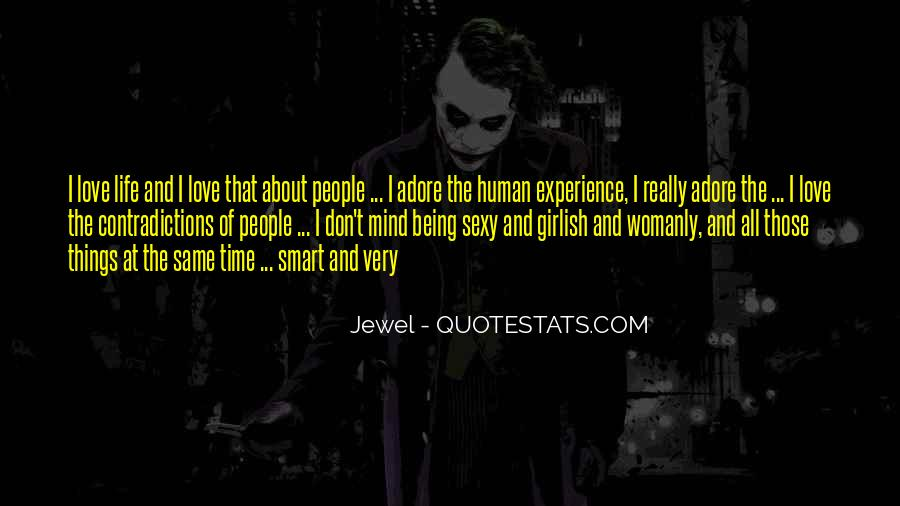 About Being Crazy Quotes #1653909
