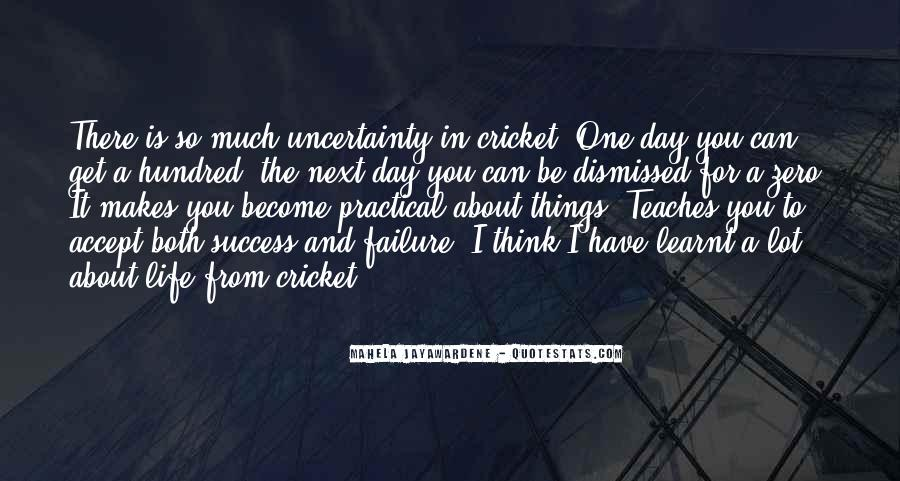 About Failure To Success Quotes #1067583