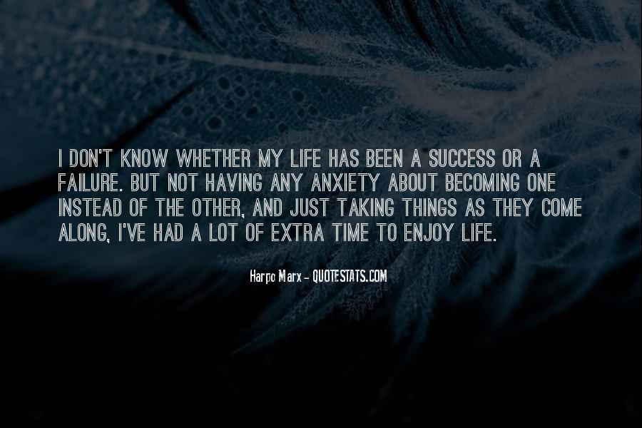 About Failure To Success Quotes #1198041