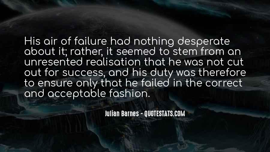 About Failure To Success Quotes #1493743