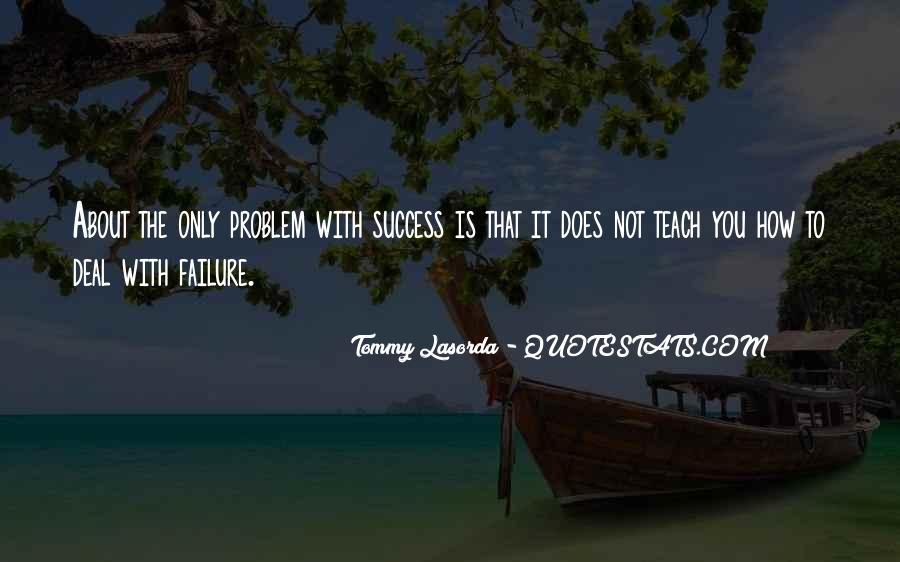 About Failure To Success Quotes #1822223