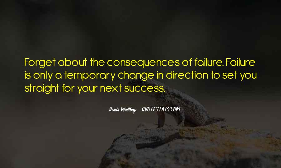 About Failure To Success Quotes #834958
