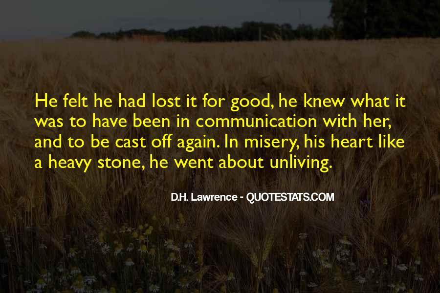 About Good Heart Quotes #1203432