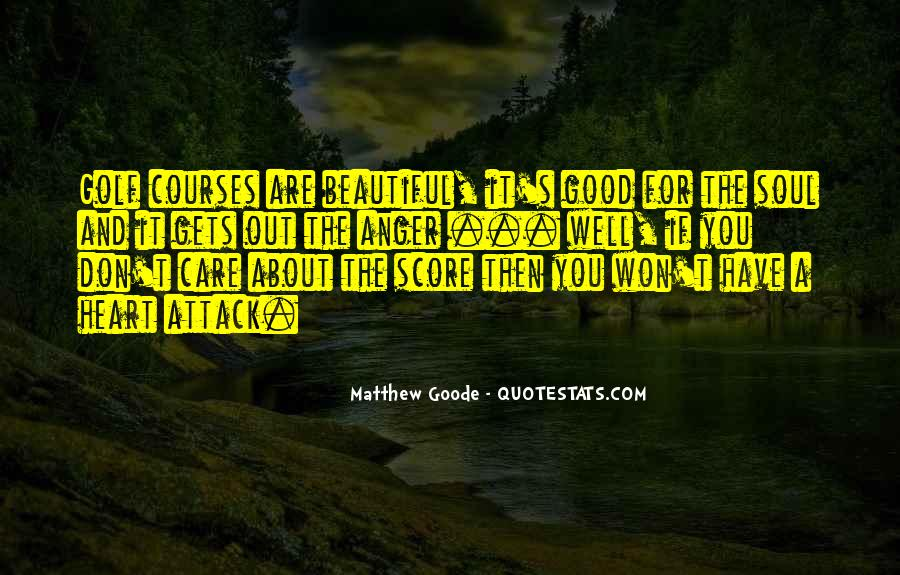 About Good Heart Quotes #1287614
