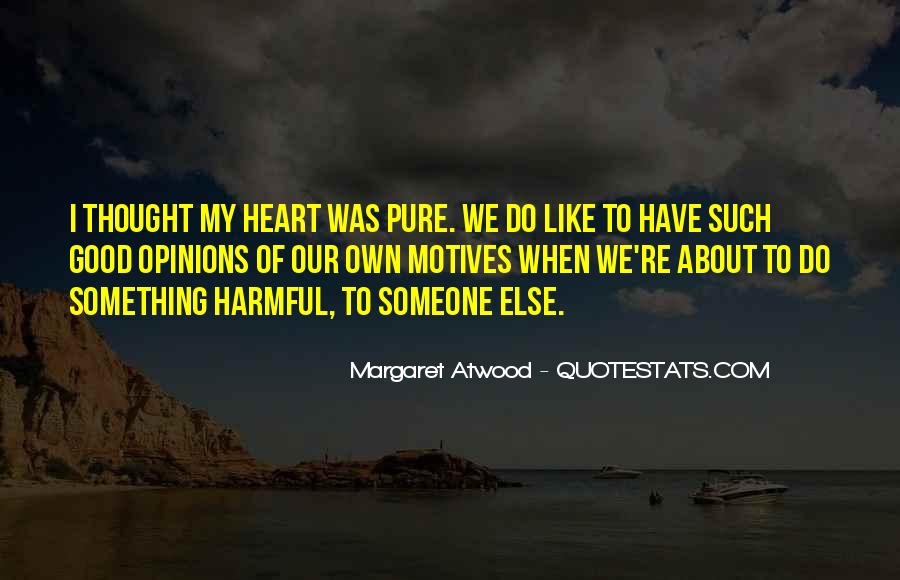 About Good Heart Quotes #138436