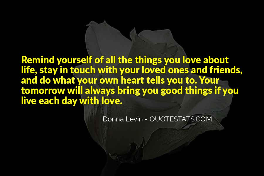 About Good Heart Quotes #1731040