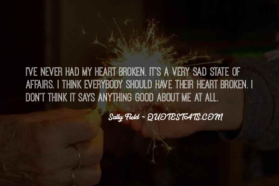 About Good Heart Quotes #1867747