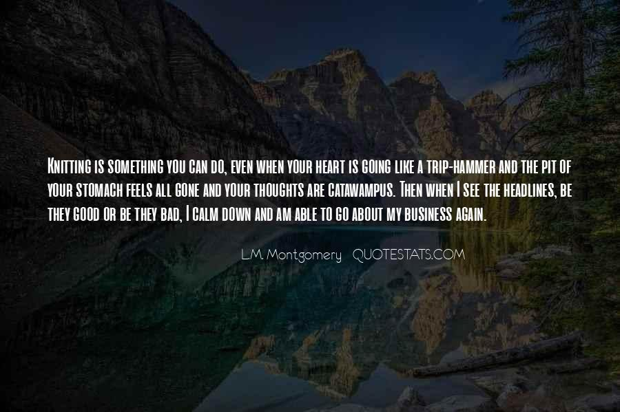 About Good Heart Quotes #187439