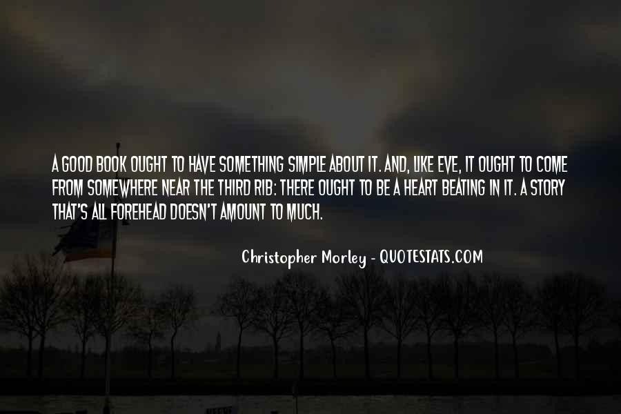 About Good Heart Quotes #207217