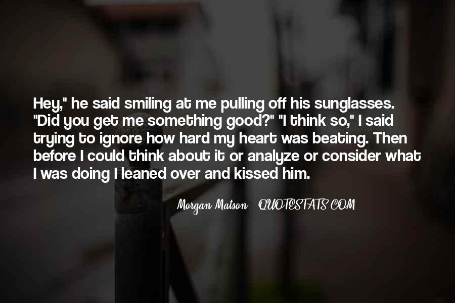 About Good Heart Quotes #260423