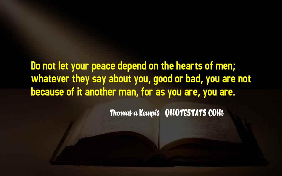 About Good Heart Quotes #924486
