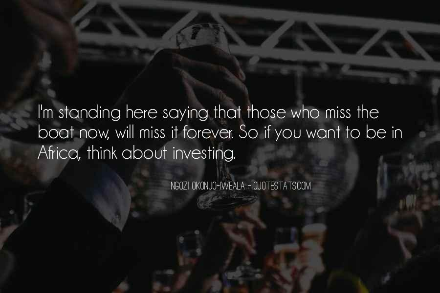 About Missing You Quotes #1023794
