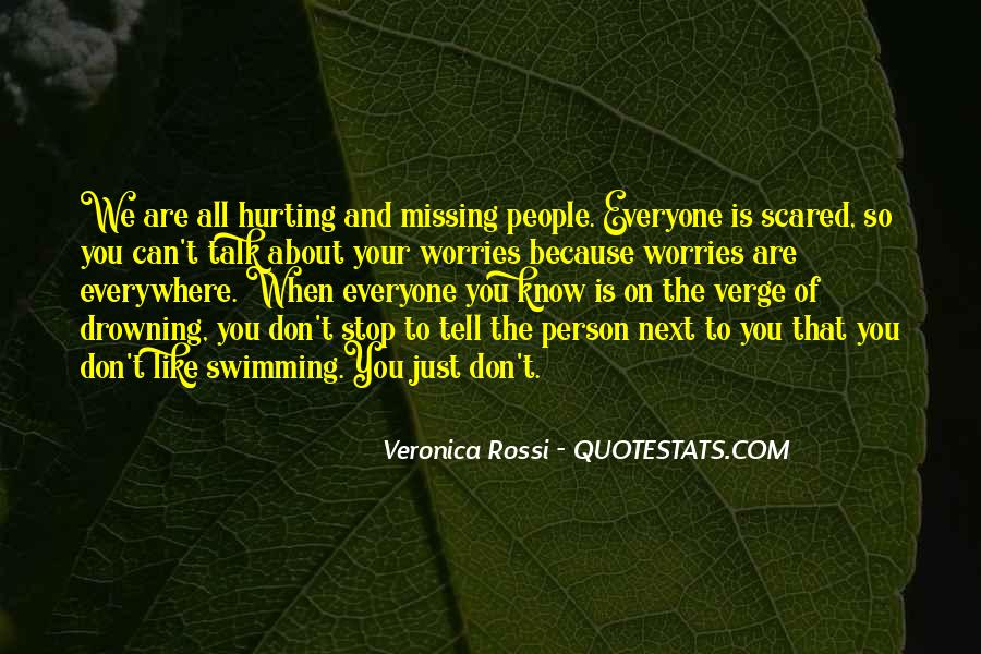 About Missing You Quotes #1226721