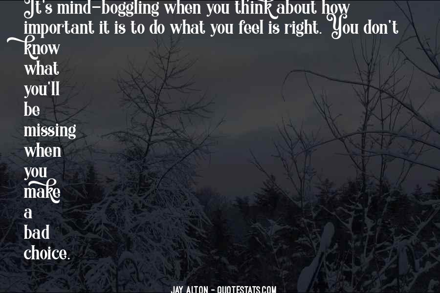 About Missing You Quotes #1396052