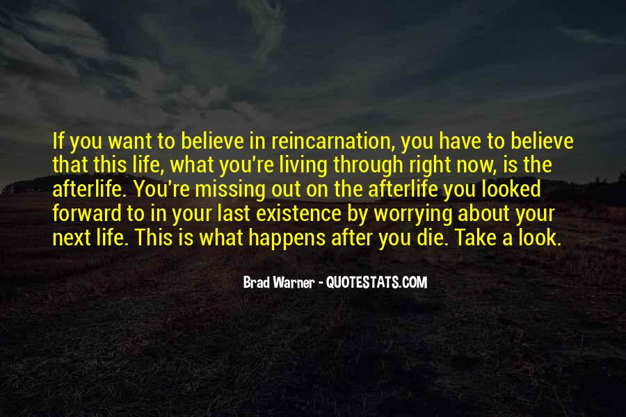 About Missing You Quotes #15697