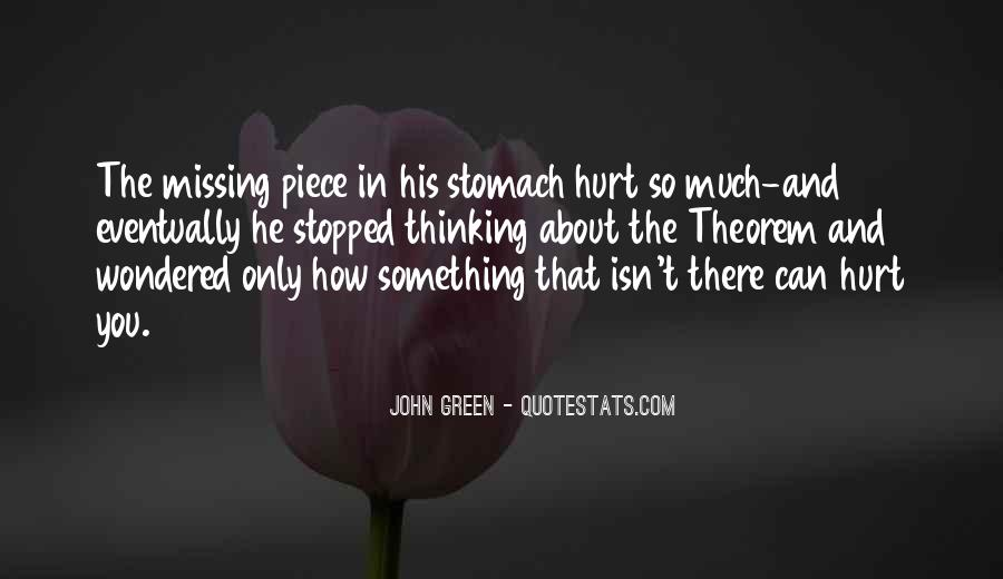 About Missing You Quotes #578574