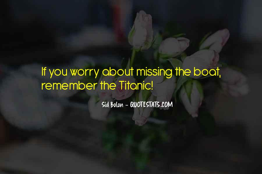 About Missing You Quotes #716195