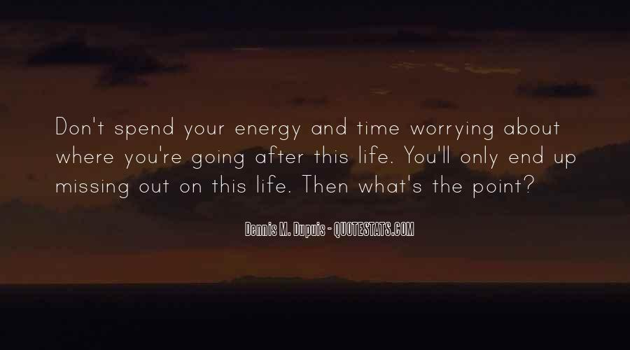 About Missing You Quotes #754114