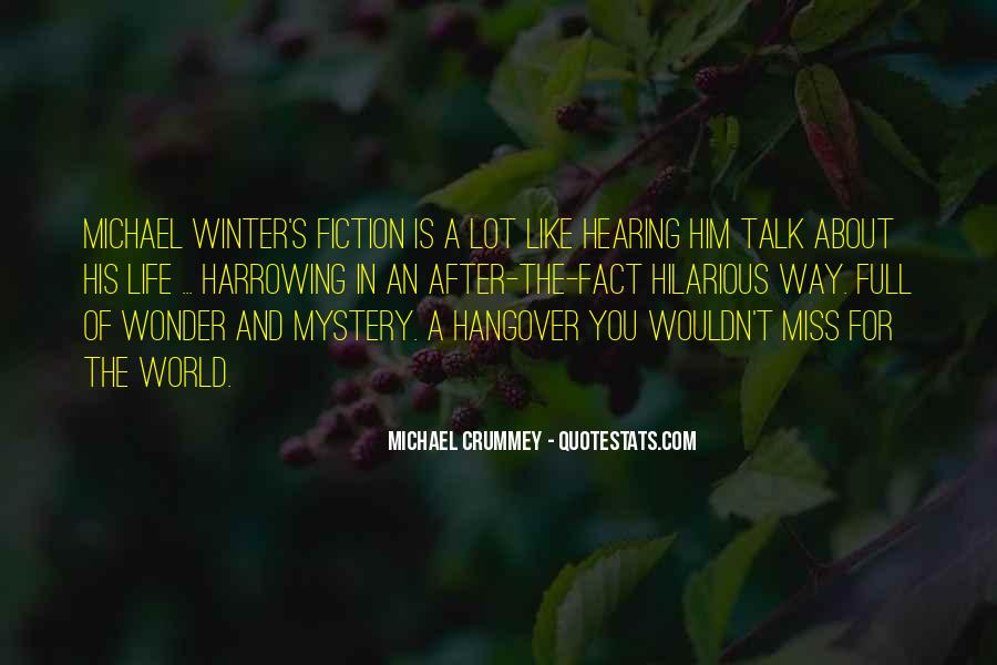 About Missing You Quotes #809797