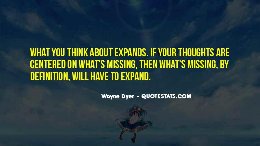 About Missing You Quotes #844435