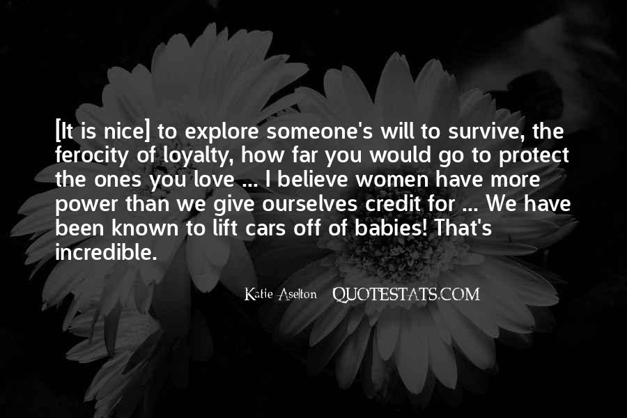 Quotes About Nice Ourselves #1153487