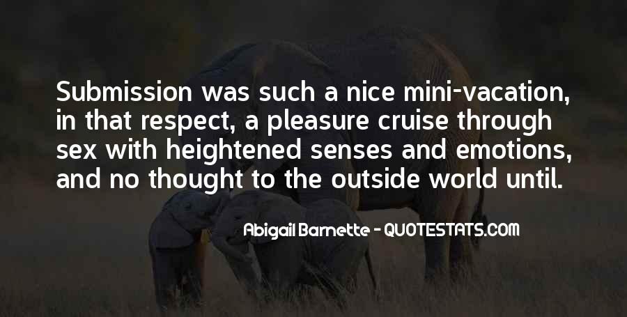 Quotes About Nice Ourselves #12127