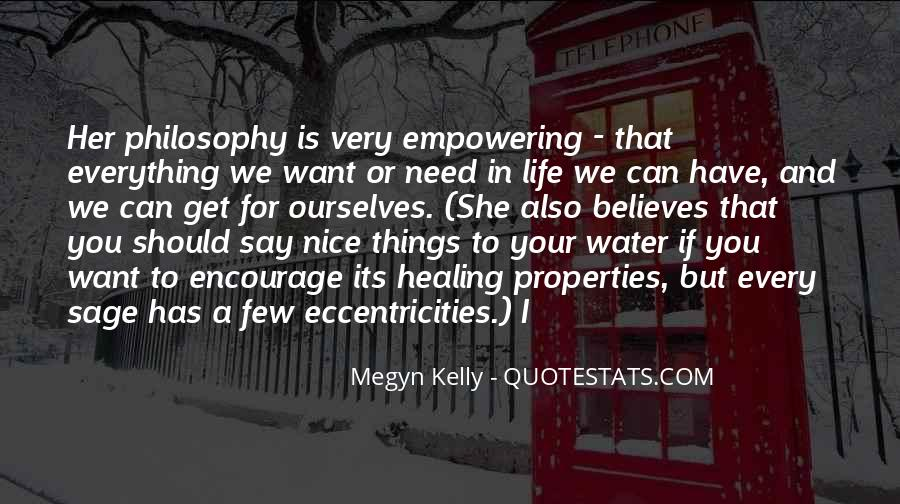 Quotes About Nice Ourselves #1688391