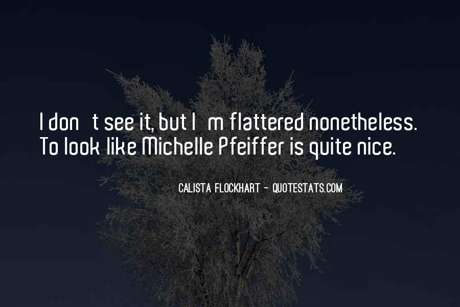 Quotes About Nice Ourselves #2373