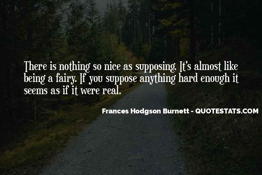 Quotes About Nice Ourselves #4091