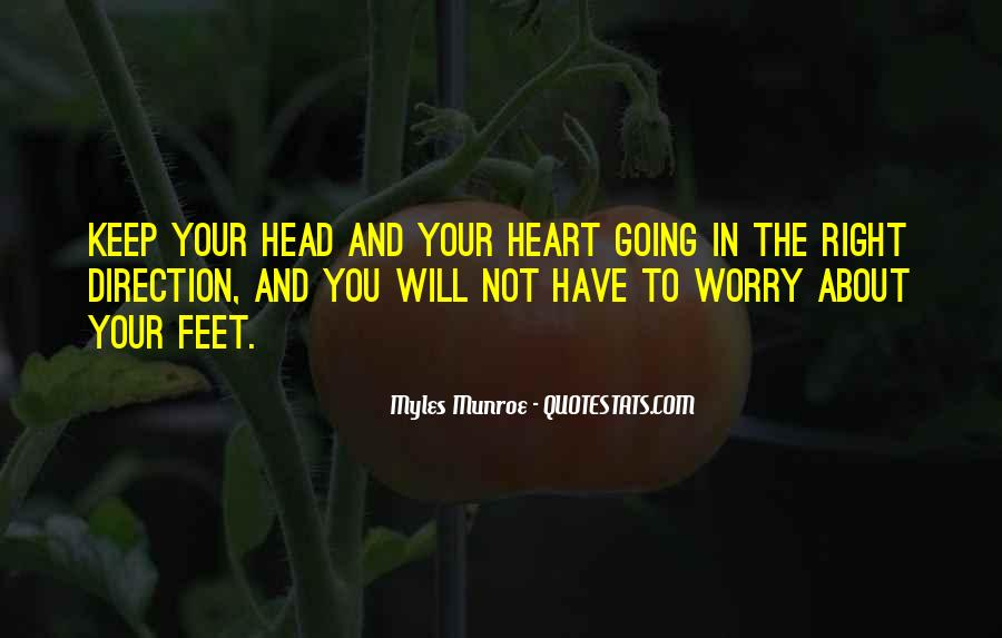 About The Heart Quotes #102812
