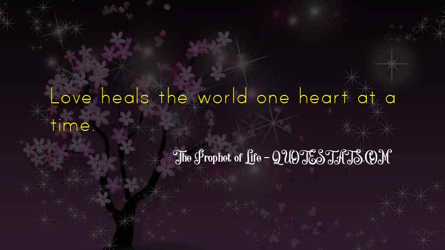 About The Heart Quotes #108114