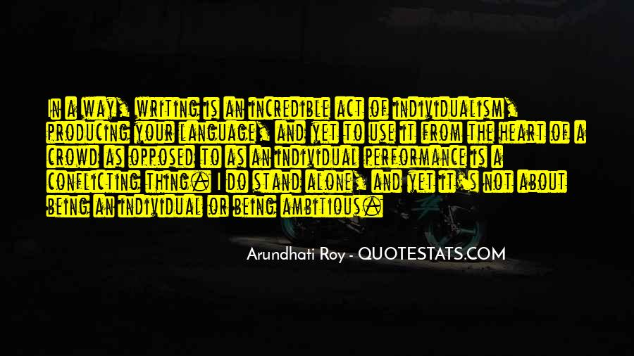 About The Heart Quotes #122796