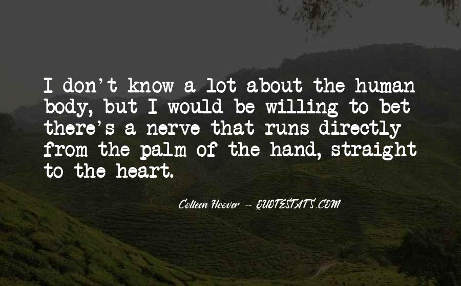 About The Heart Quotes #141195
