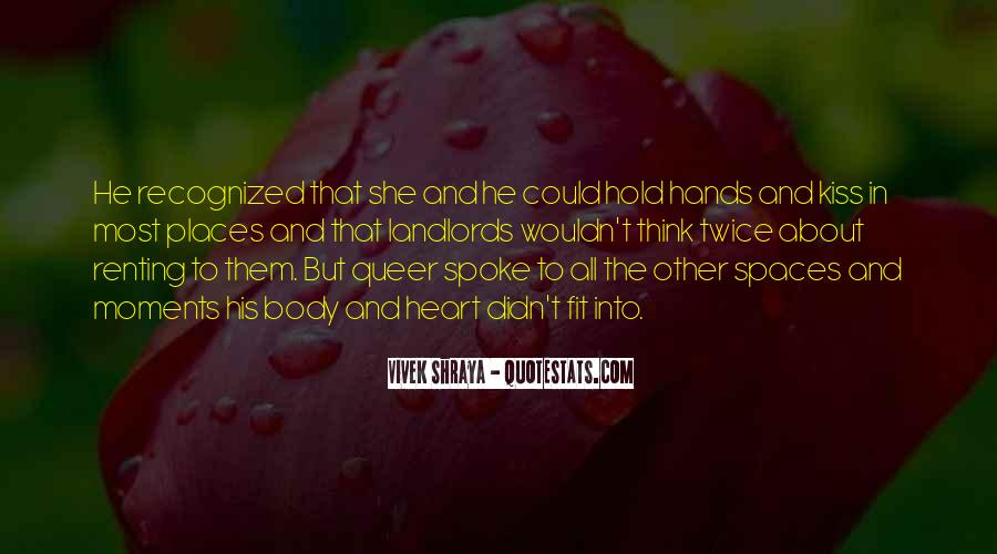 About The Heart Quotes #48986