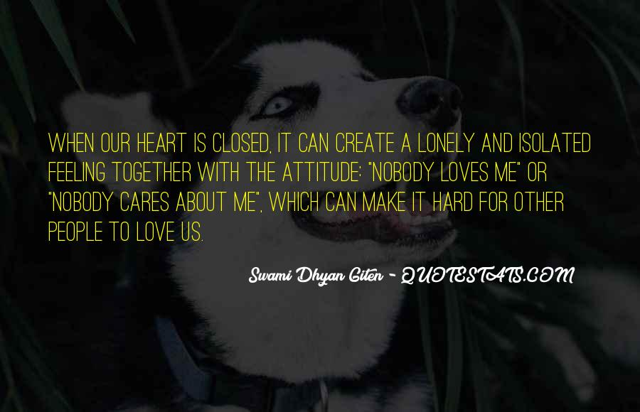 About The Heart Quotes #54692