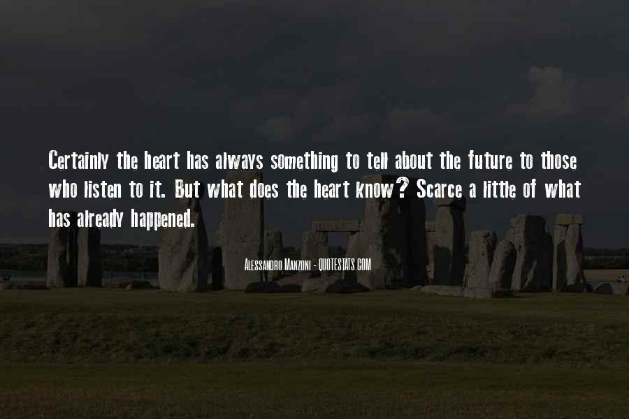 About The Heart Quotes #67801