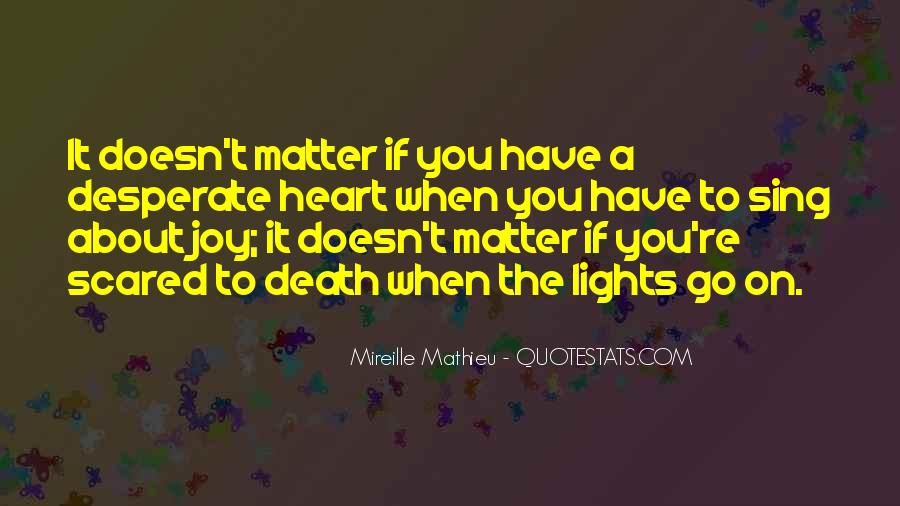 About The Heart Quotes #9022
