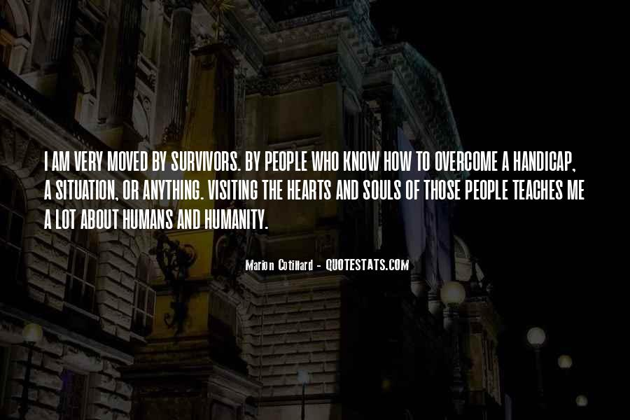 About The Heart Quotes #95175