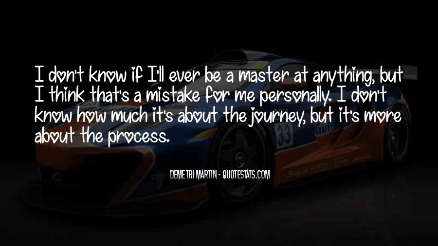 About The Journey Quotes #120334