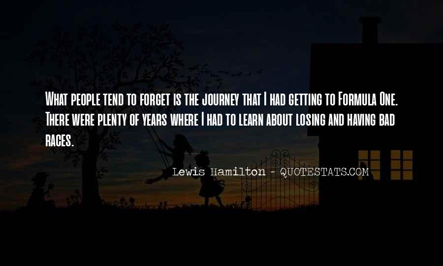 About The Journey Quotes #130978