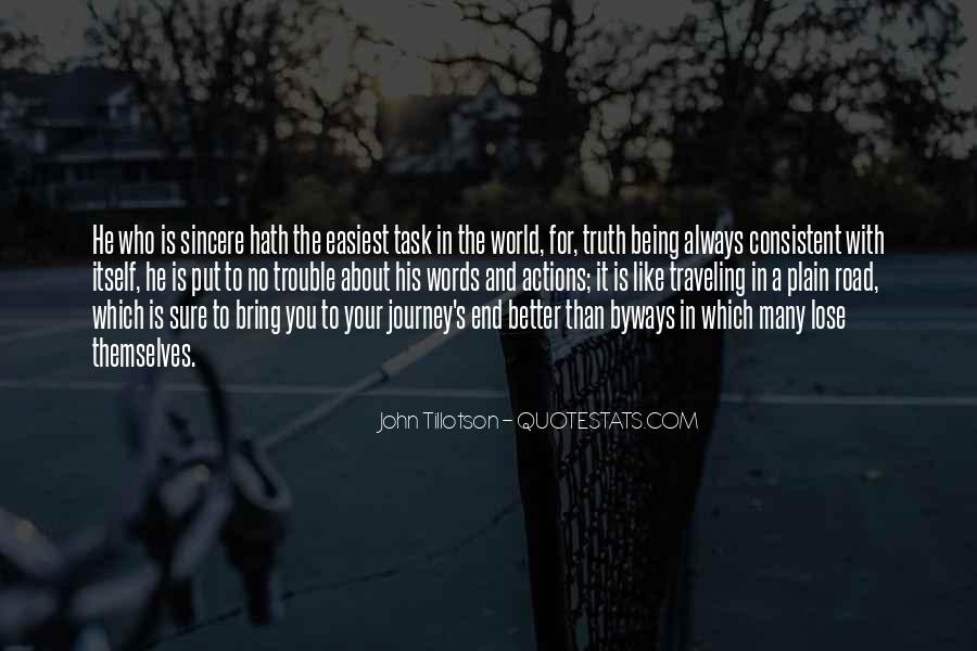 About The Journey Quotes #147954