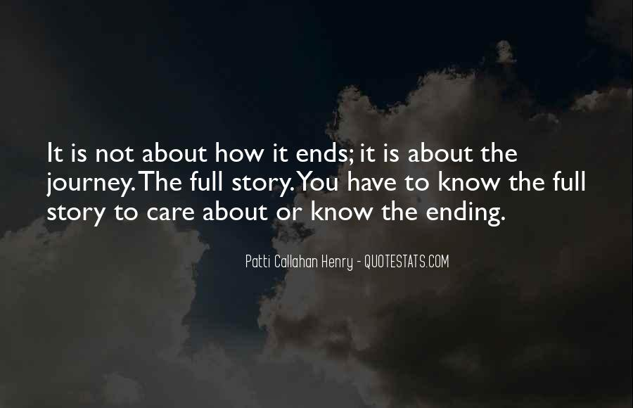 About The Journey Quotes #203704