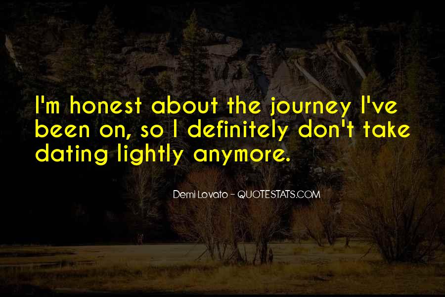About The Journey Quotes #256581