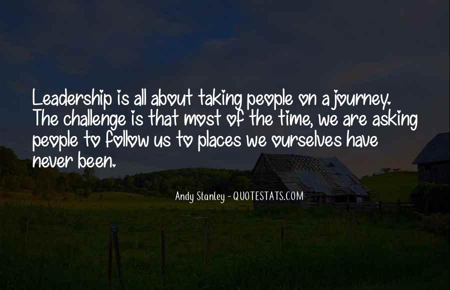 About The Journey Quotes #317230