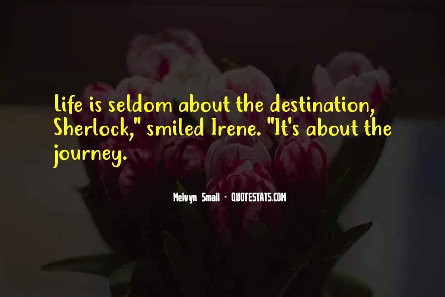 About The Journey Quotes #320419