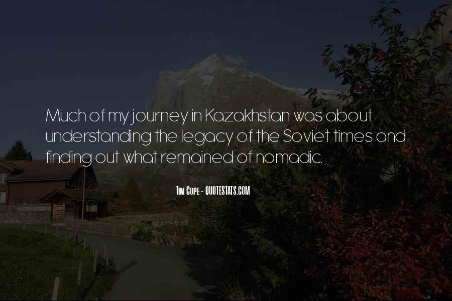 About The Journey Quotes #321630