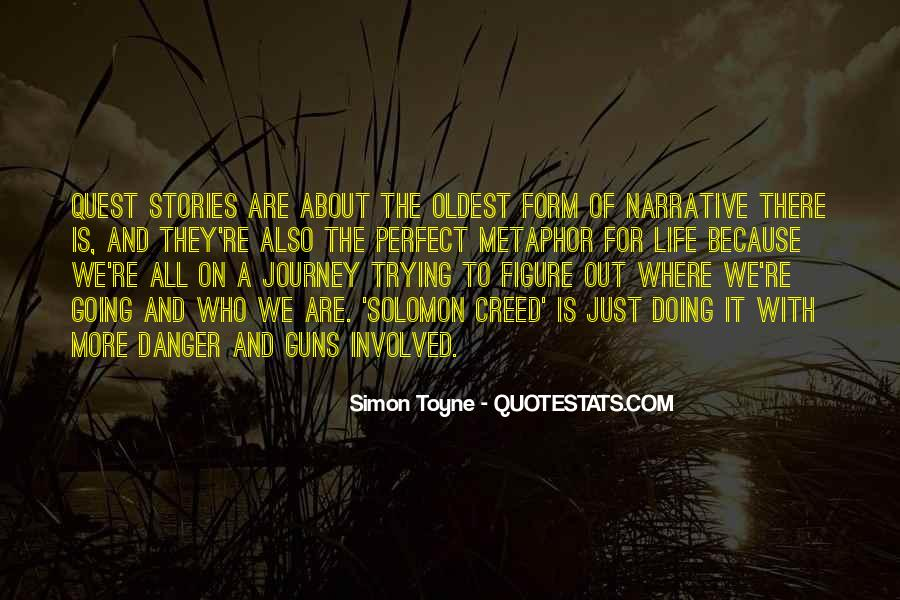 About The Journey Quotes #323919