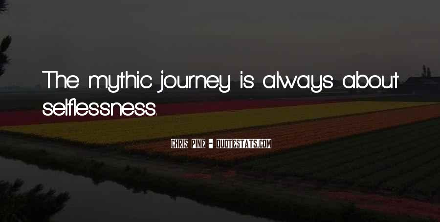 About The Journey Quotes #337246