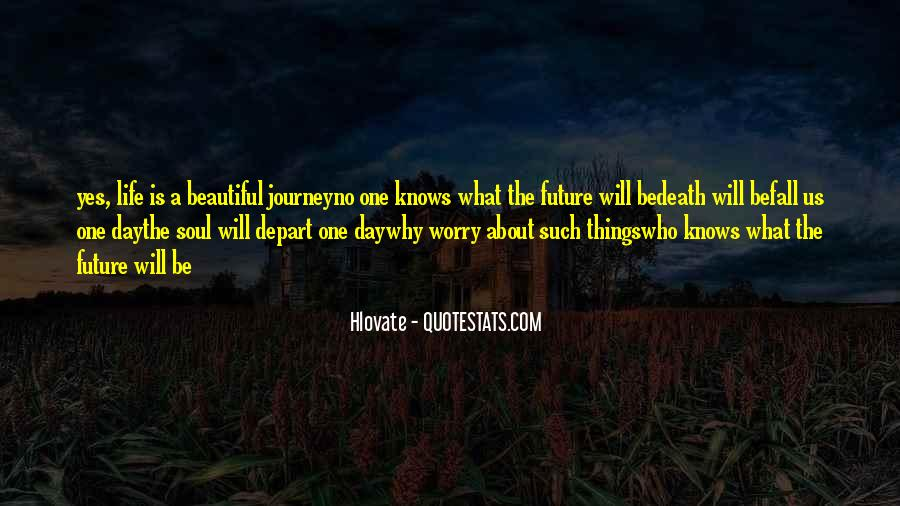 About The Journey Quotes #429181