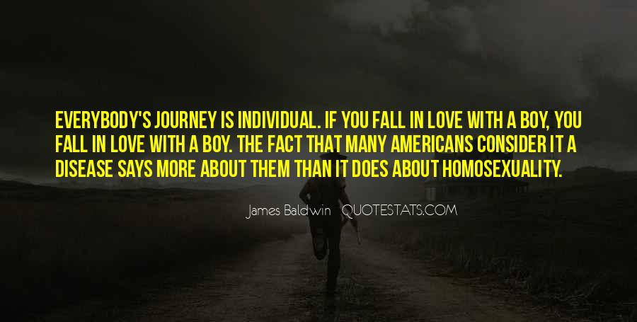 About The Journey Quotes #439387